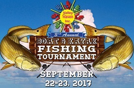 Valley Haven Fishing Tournament Logo